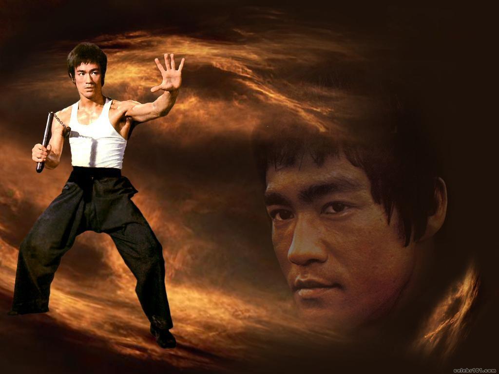 Bruce Lee HD Wallpaper - wallpaper source