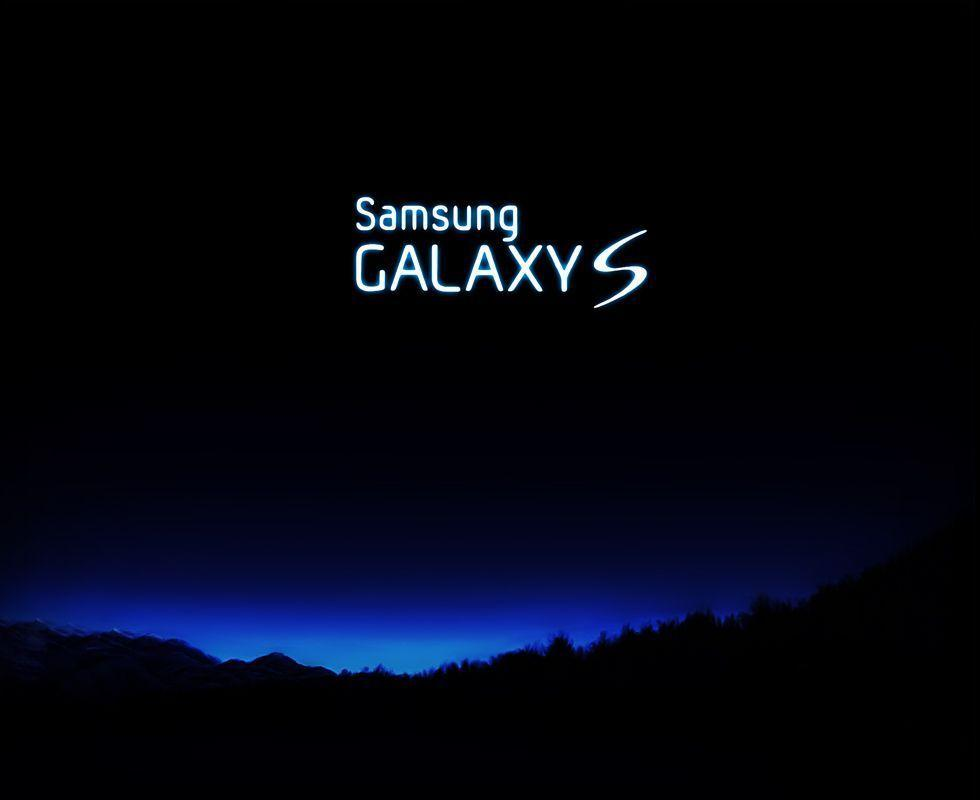 Images For > Samsung Galaxy S Logo Wallpaper