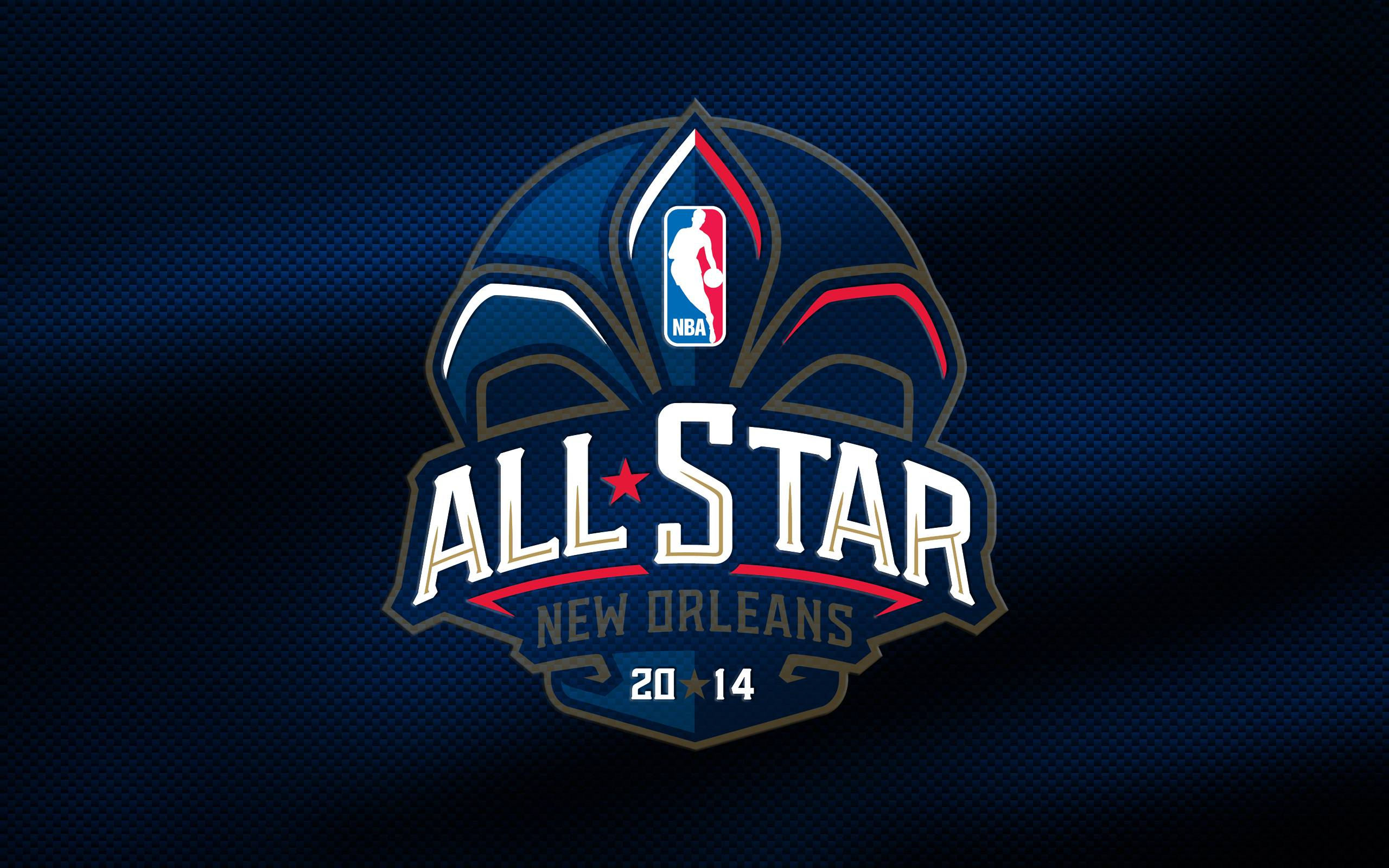 NBA All Star Game 2014 Logo Wallpaper Wide Or HD