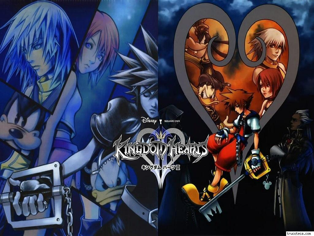 Kingdom Hearts 2 Backgrounds Wallpaper Cave