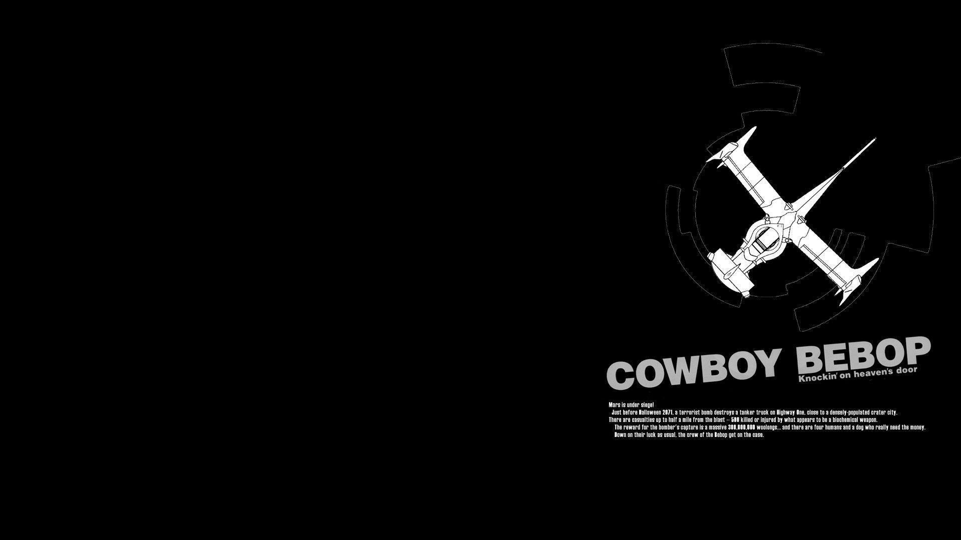 Cowboy Bebop HD Wallpaper 1920x1080