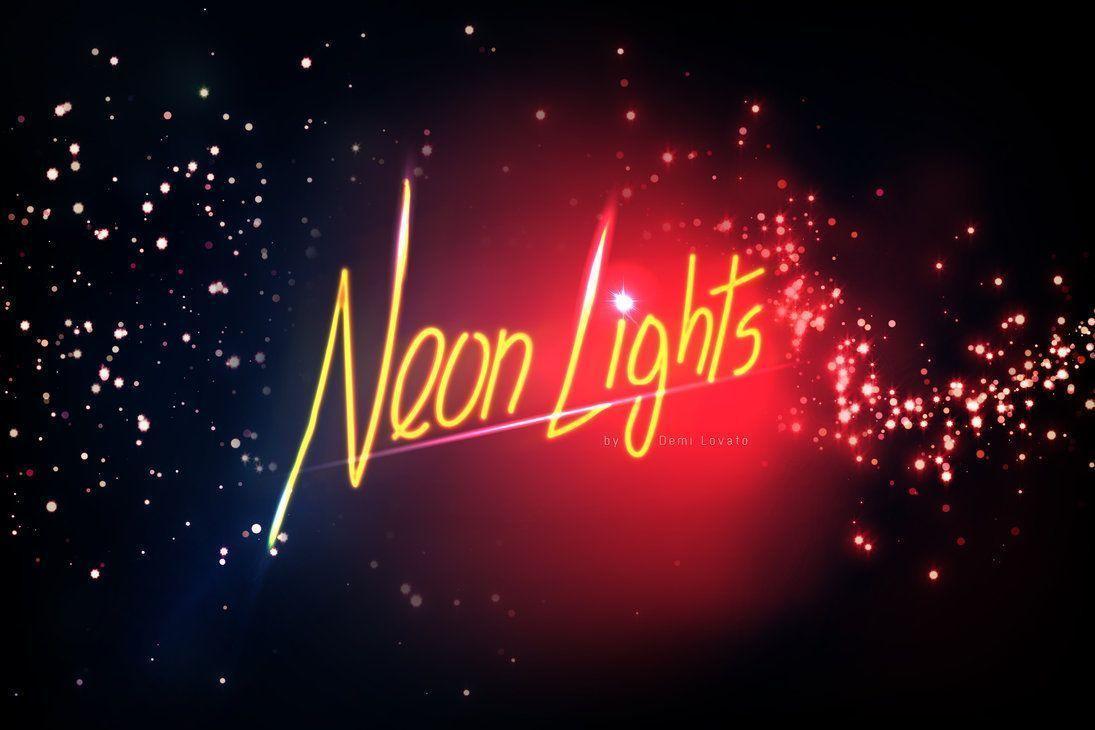 neon lights wallpaper - photo #41