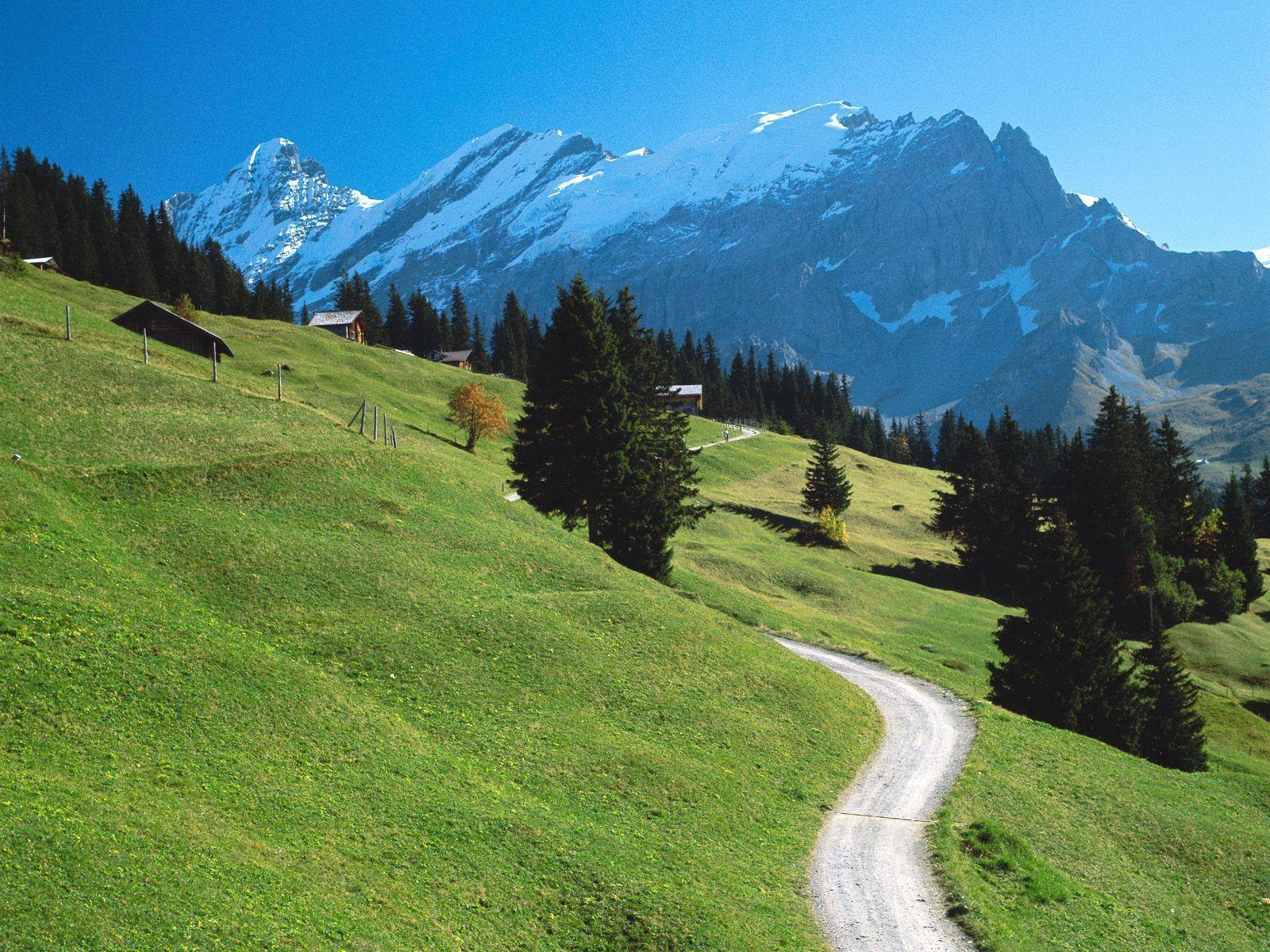 Bernese Oberland, Switzerland wallpapers and images - wallpapers ...