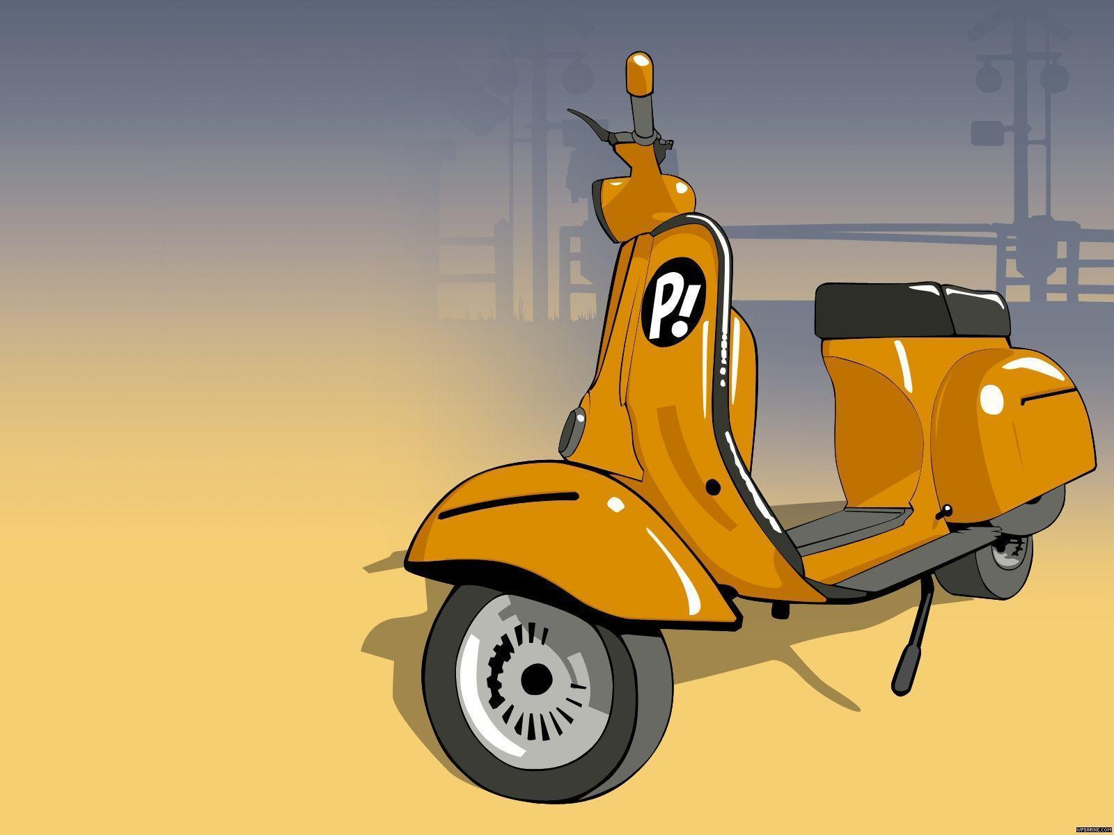 1 Vespa Scooter Wallpapers | Vespa Scooter Backgrounds