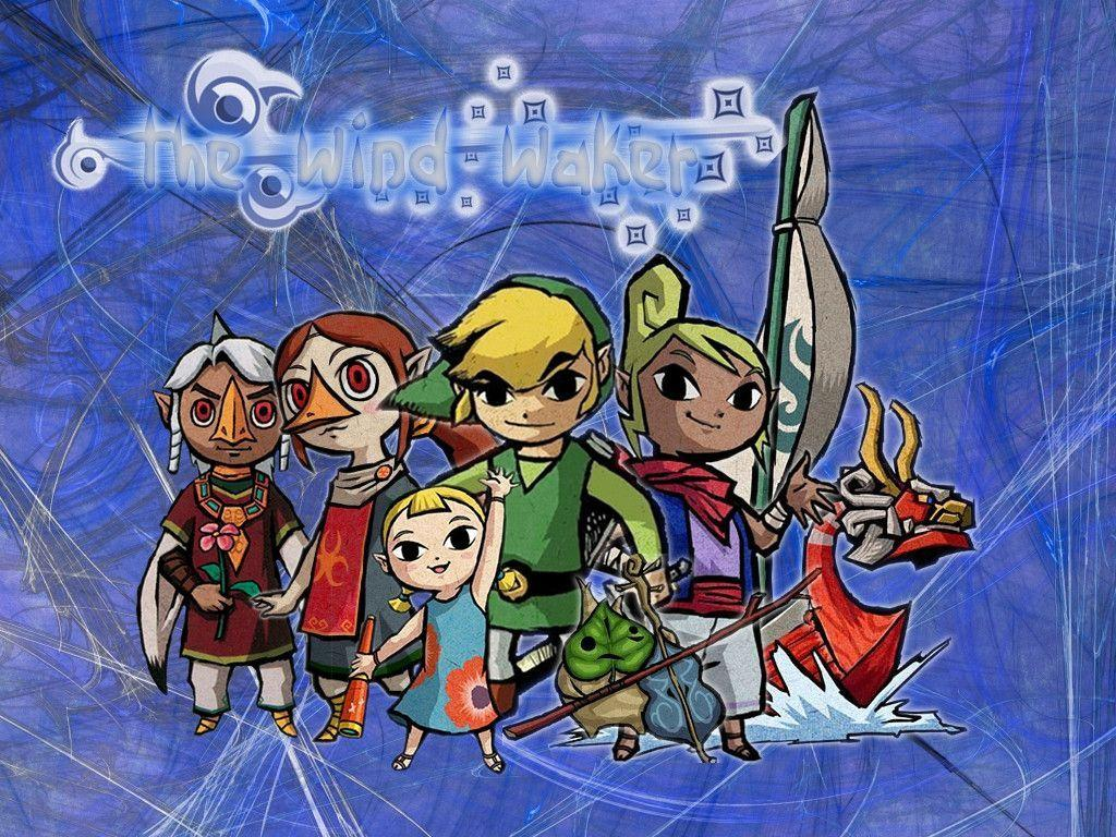 wind waker wallpapers wallpaper cave