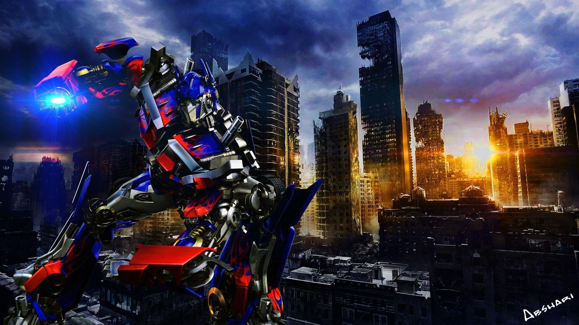 Optimus prime backgrounds wallpaper cave - Transformers desktop backgrounds ...