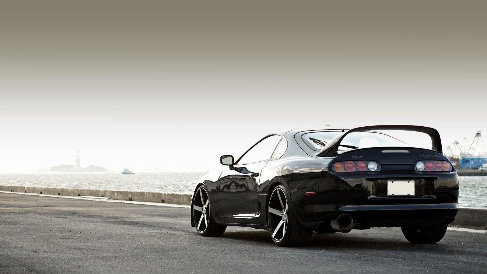 The Best Toyota Supra Wallpaper Hd Background