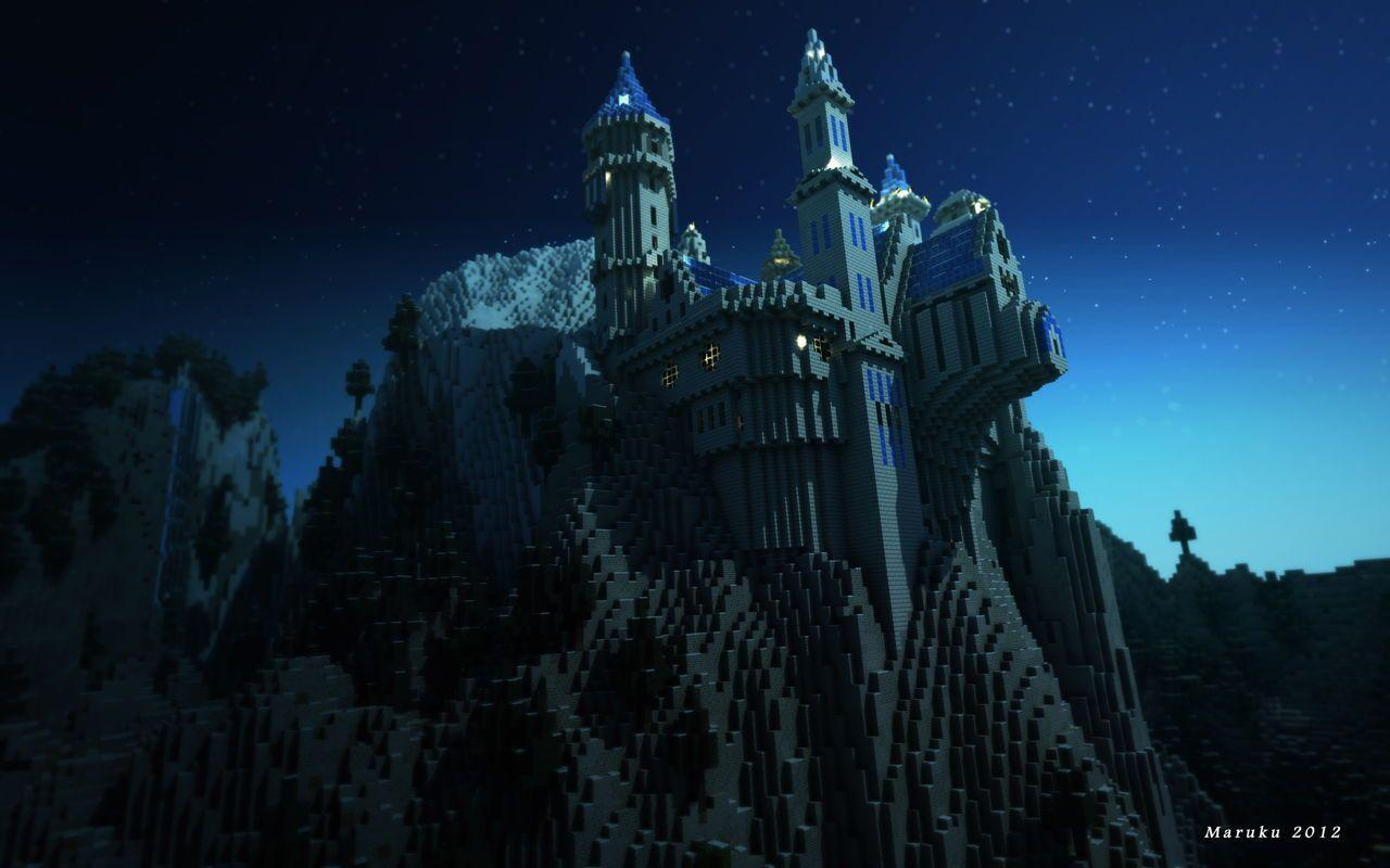 Game Of Thrones Recreated In Minecraft, Screenshot Gallery