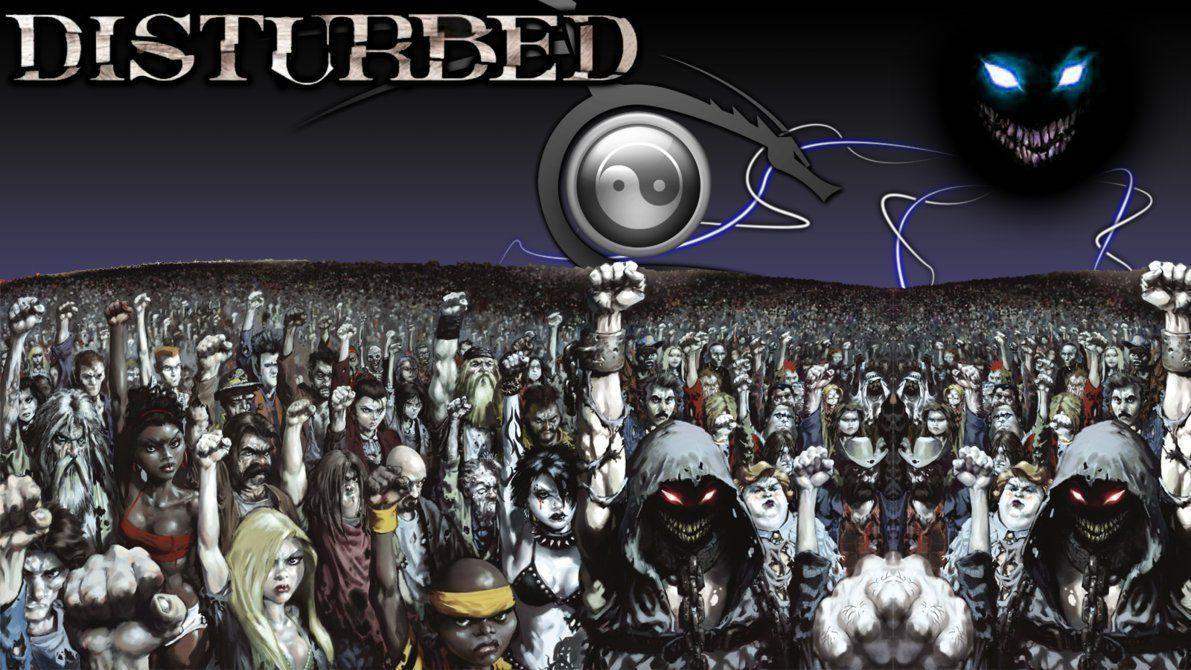 Opinion not Ten thousand fist by disturbed
