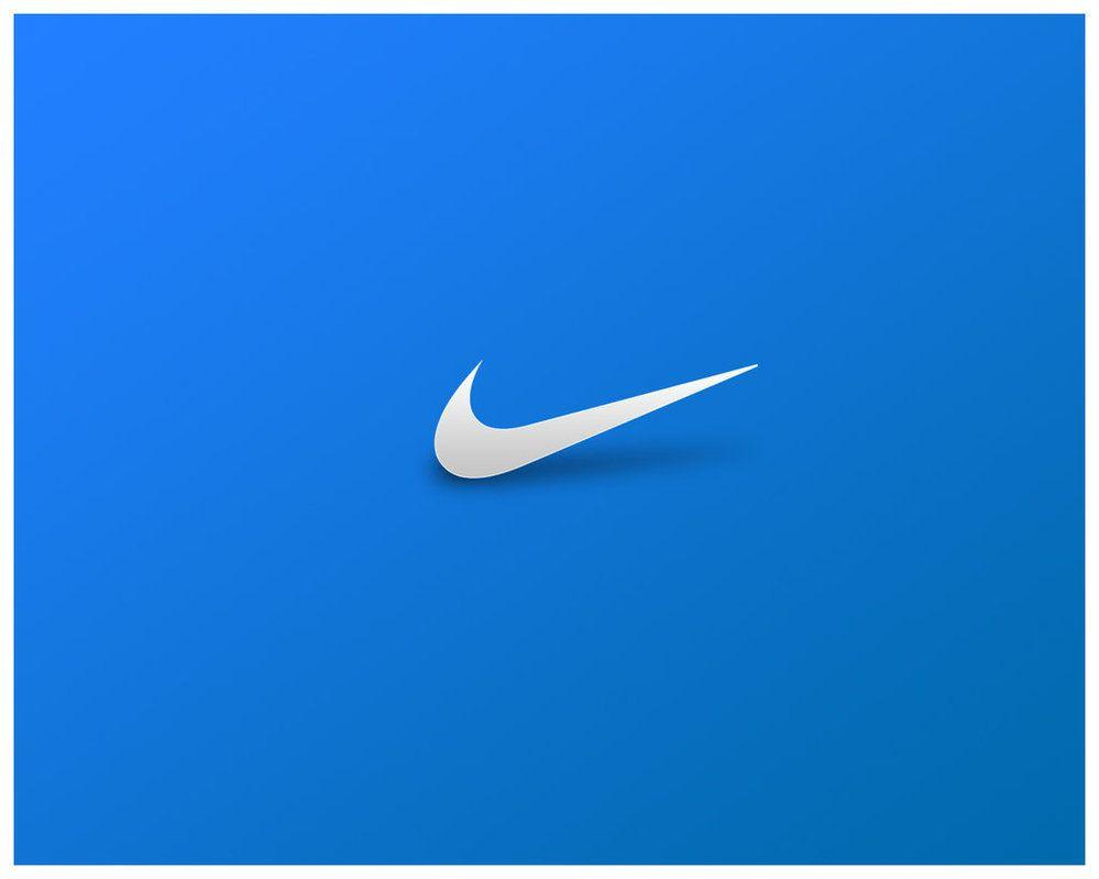 Blue Nike Wallpapers Wallpaper Cave