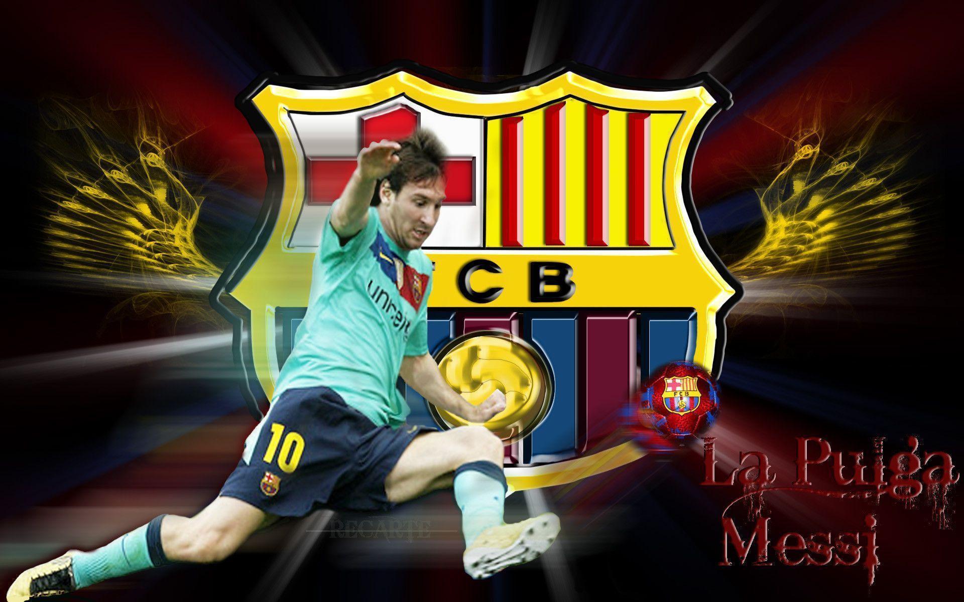 Download Hd Wallpaper Of Messi