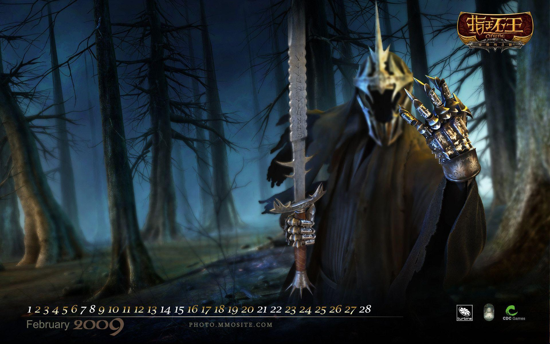 Download The Lord Of The Rings Online Wallpapers Widescreen