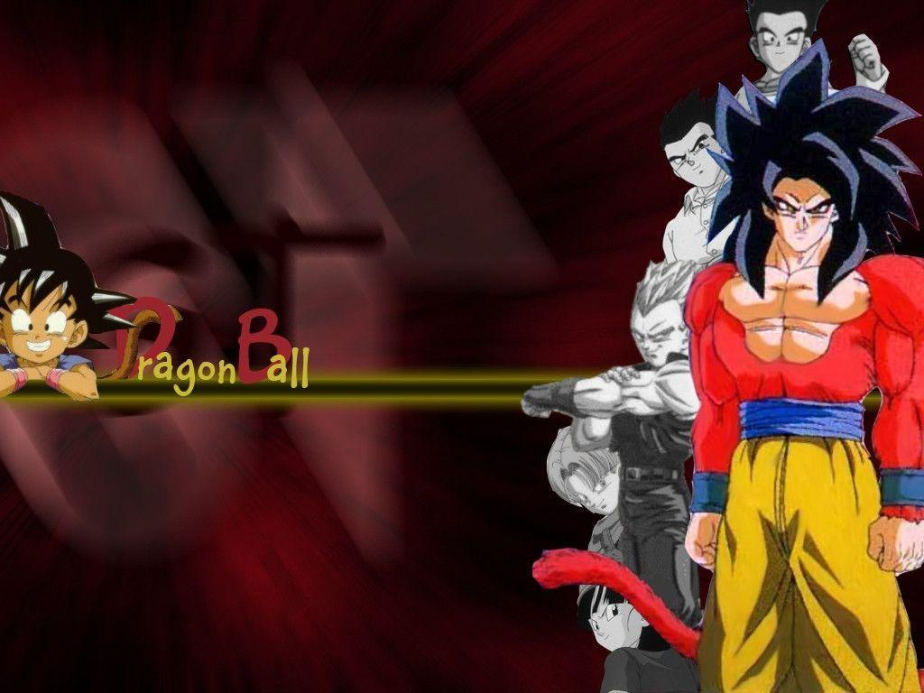 Download Dragon Ball Gt Mtn Wallpapers