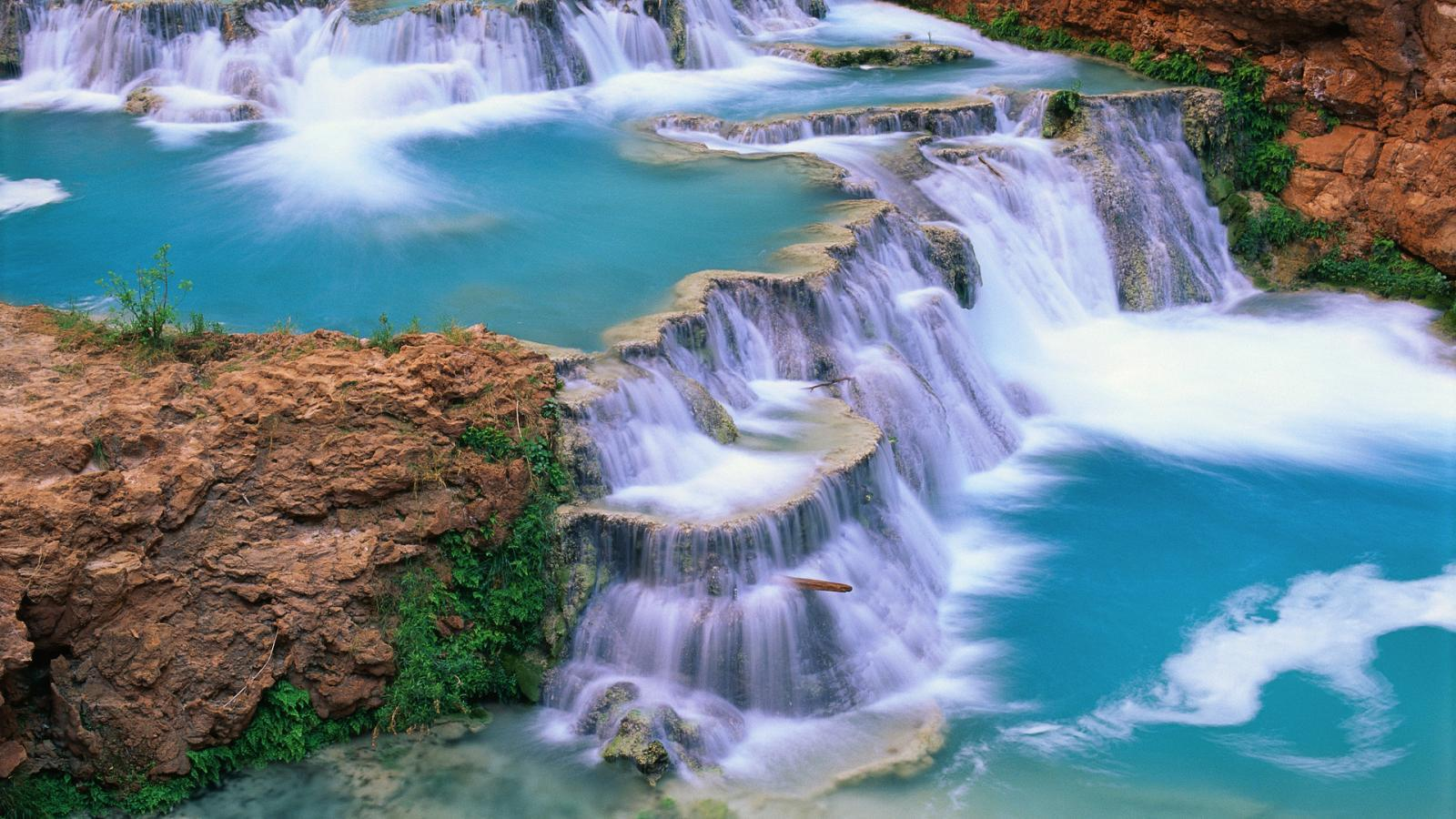 free waterfall wallpaper backgrounds - photo #9