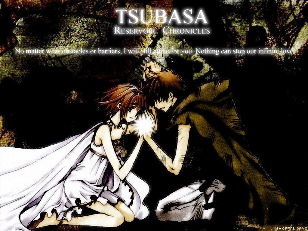 Tsubasa Reservoir Chronicle Wallpapers - 144.9KB