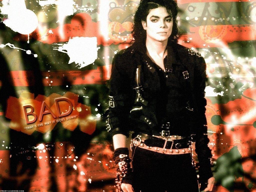 Michael Jackson Bad Wallpapers Wallpaper Cave