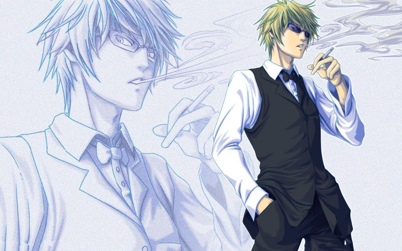Anime Boy HD Wallpaper