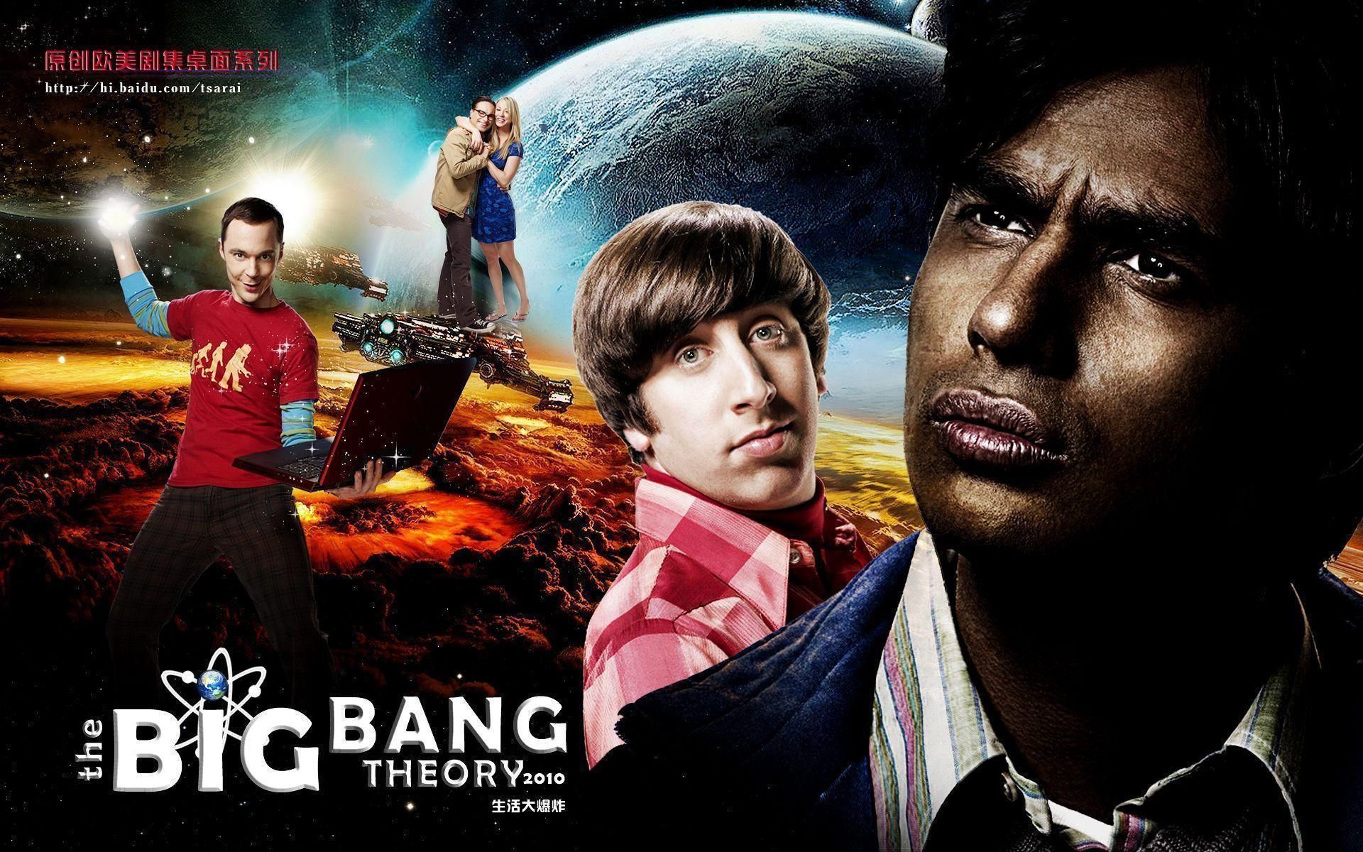 the big bang theory 生活大爆炸 - The Big Bang Theory Wallpaper ...