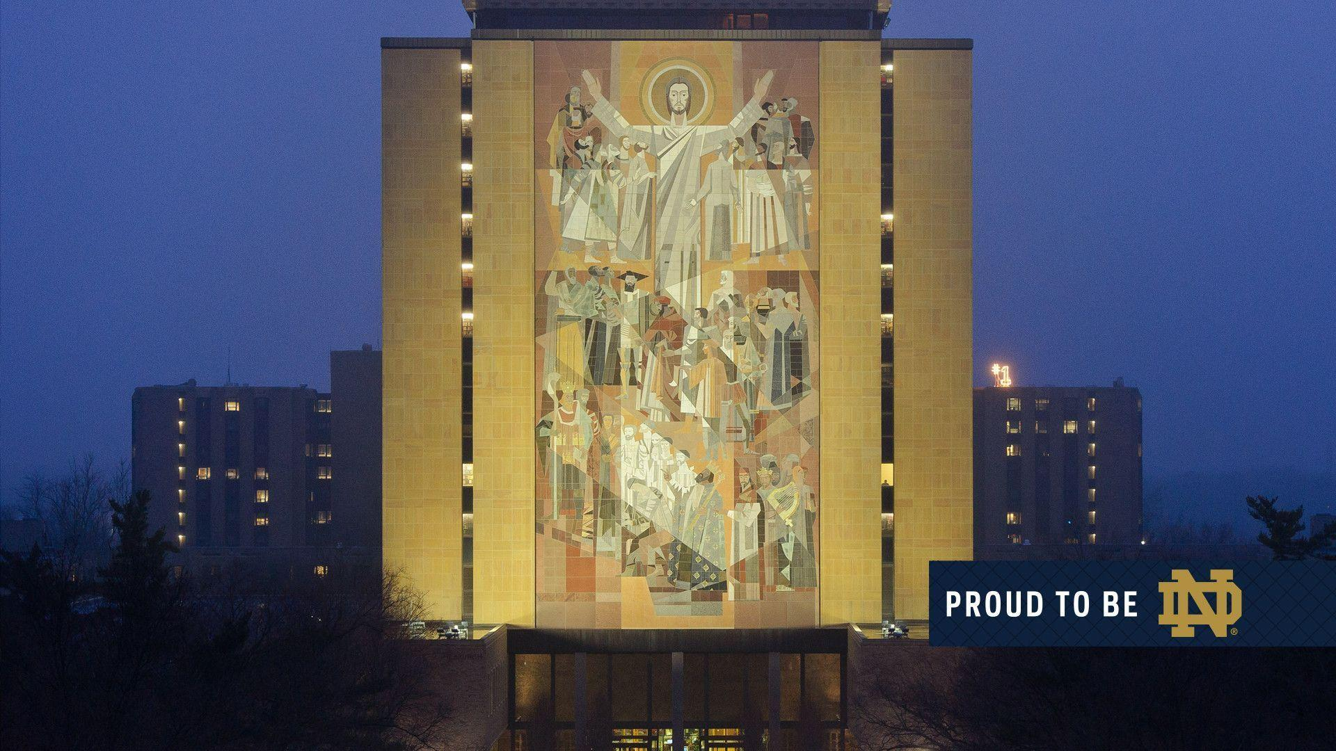 university of notre dame wallpaper - photo #17