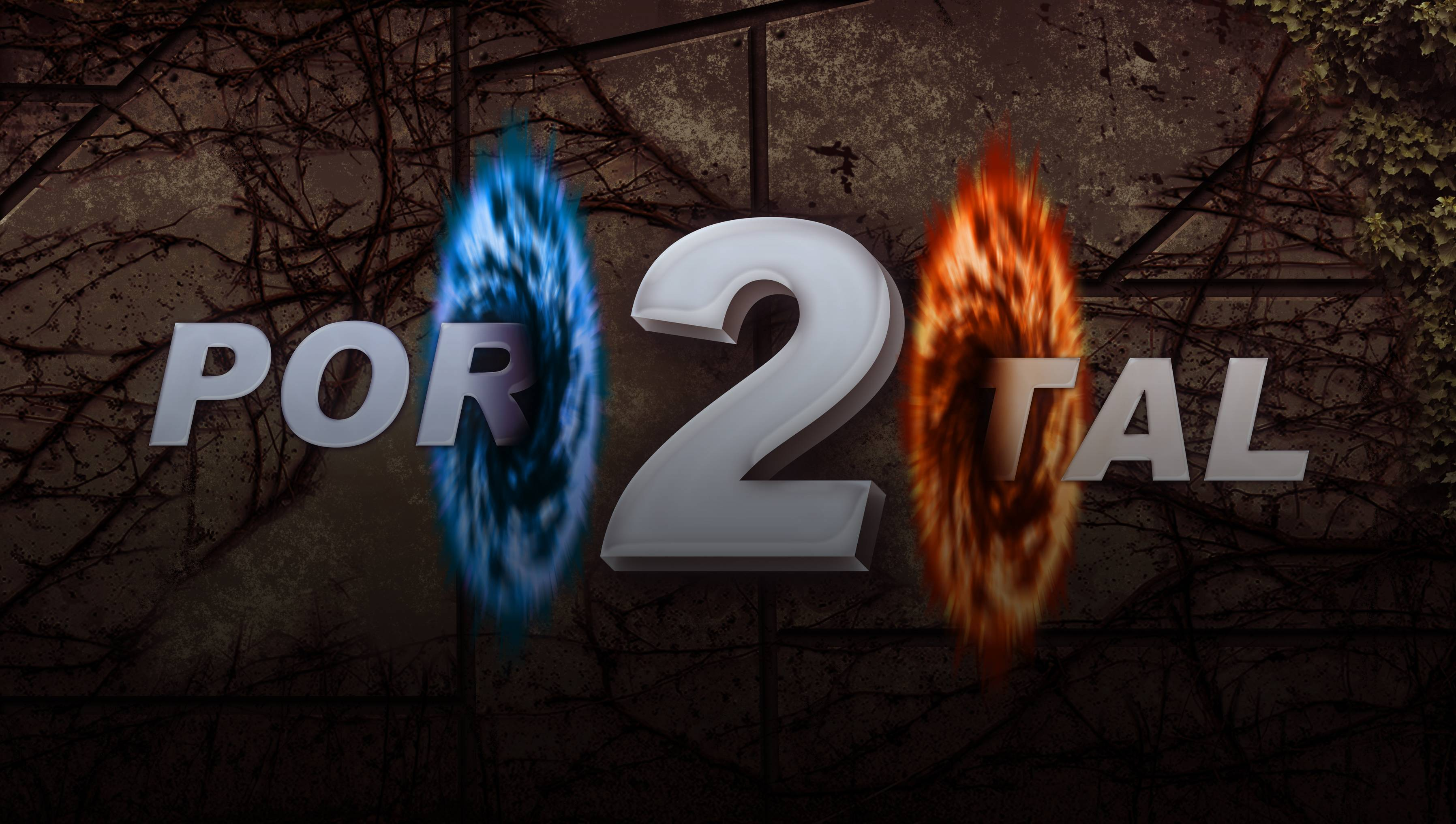 portal 2 wallpaper dual - photo #32