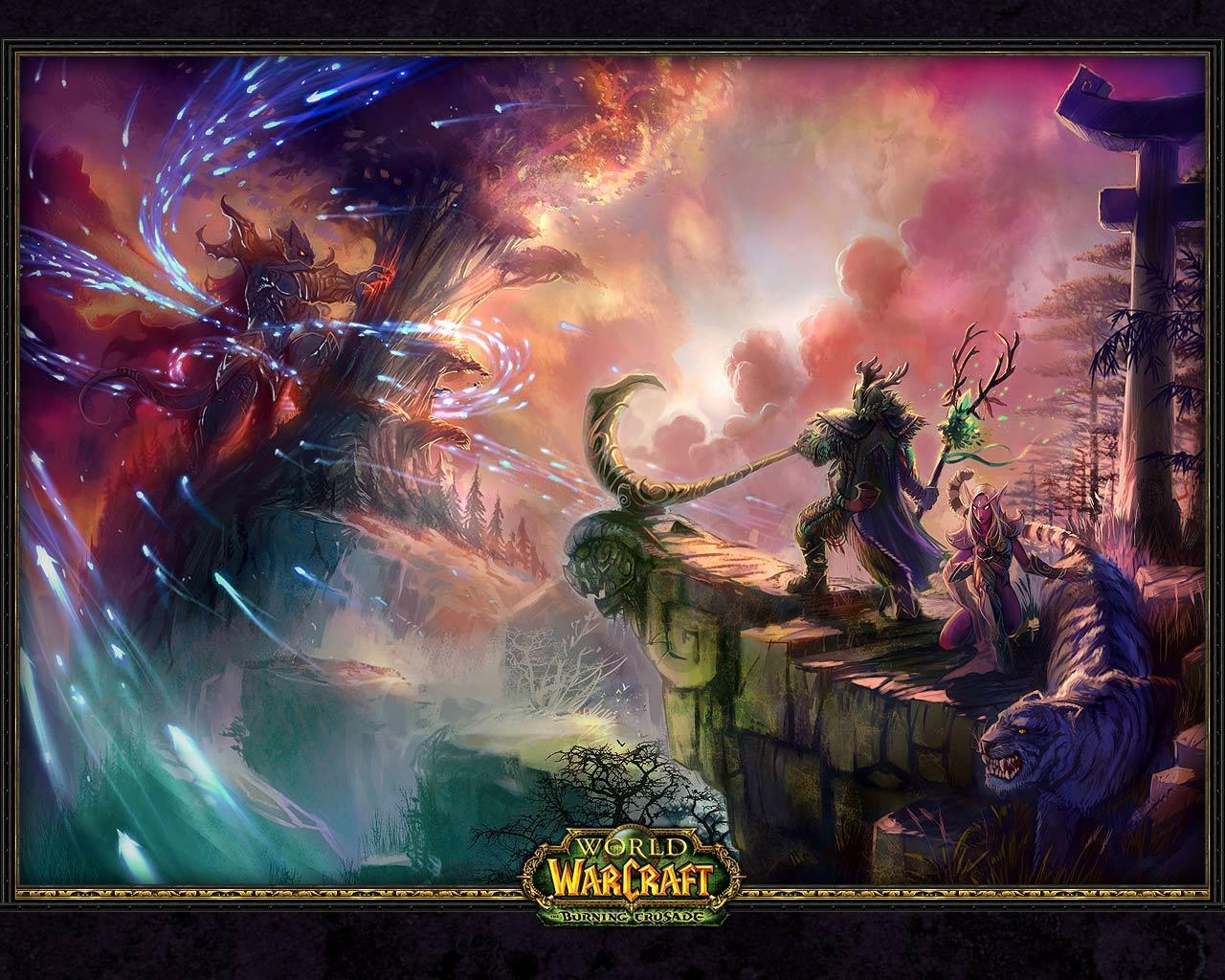 Warcraft Wallpapers - Wallpaper Cave