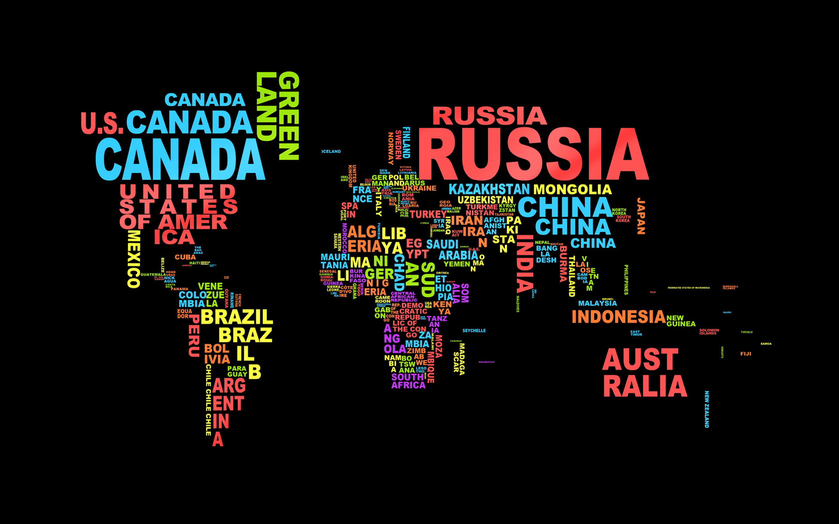 World Map Wallpaper 1680x1050 Wallpoper 370219