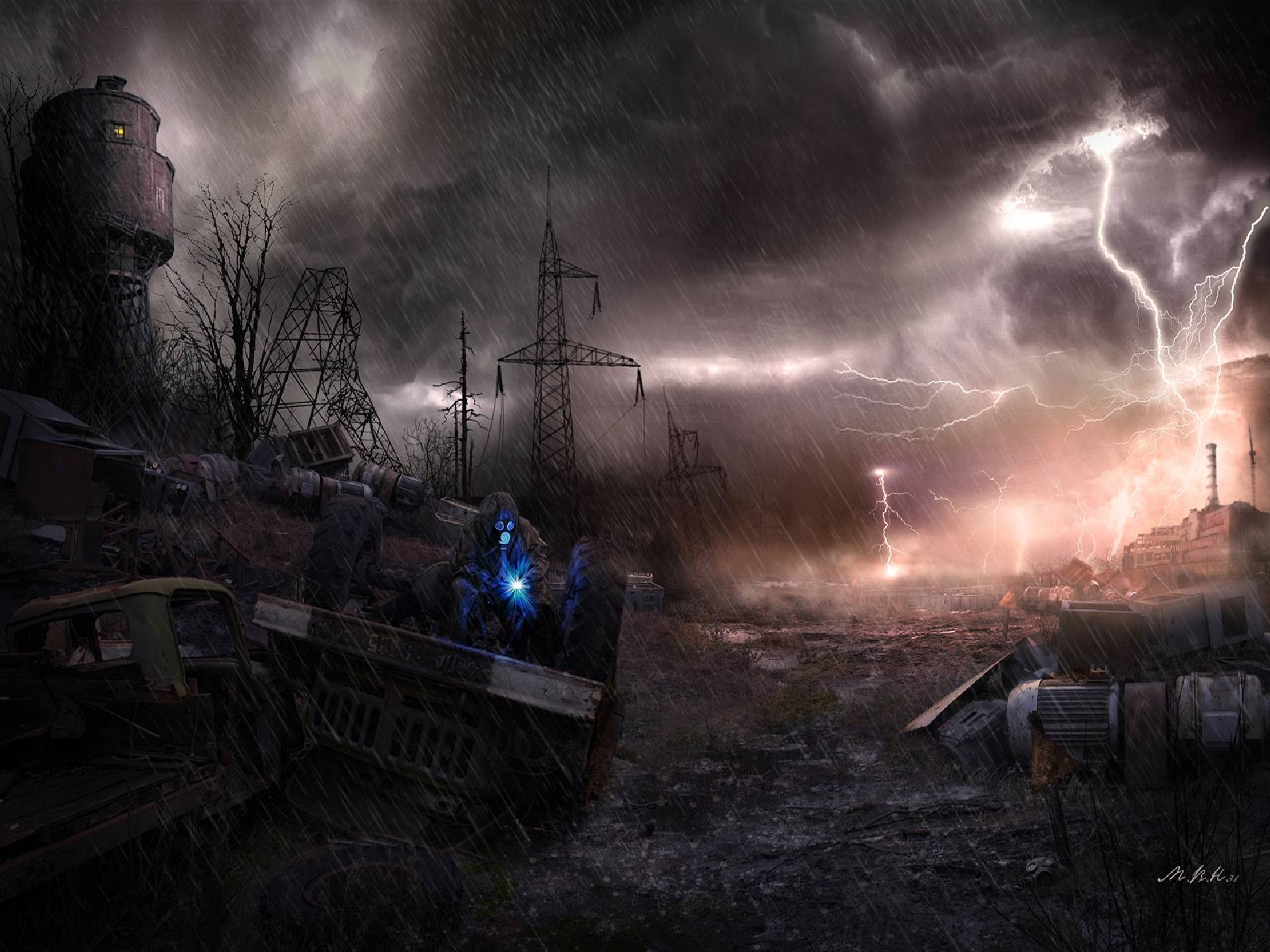 Post apocalyptic backgrounds wallpaper cave - Best war wallpapers hd ...