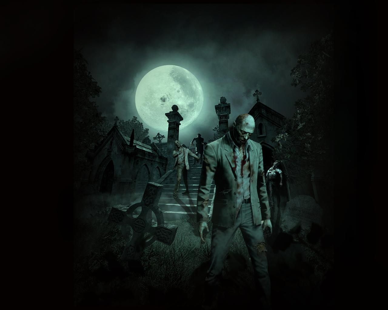 Scary Zombie Backgrounds | Scary Wallpaper Backgrounds