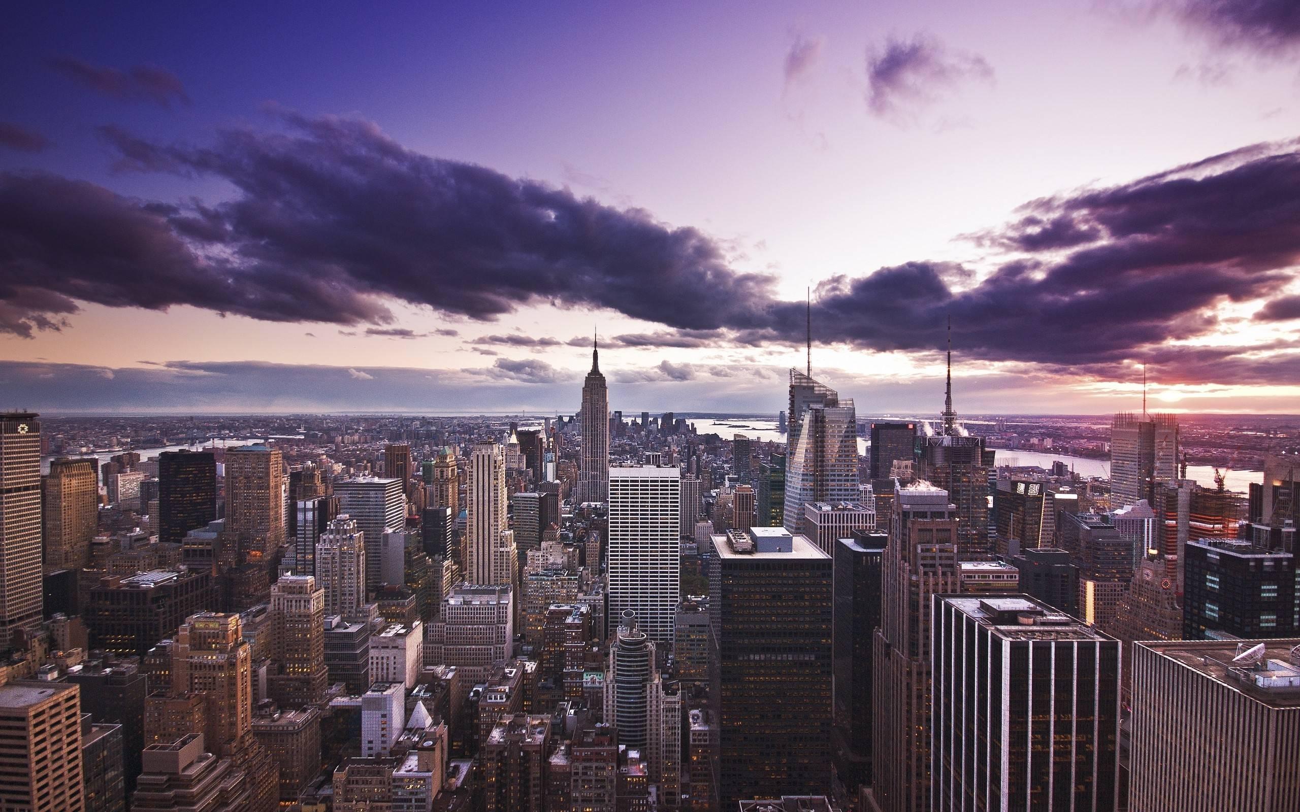 City Skyline Backgrounds