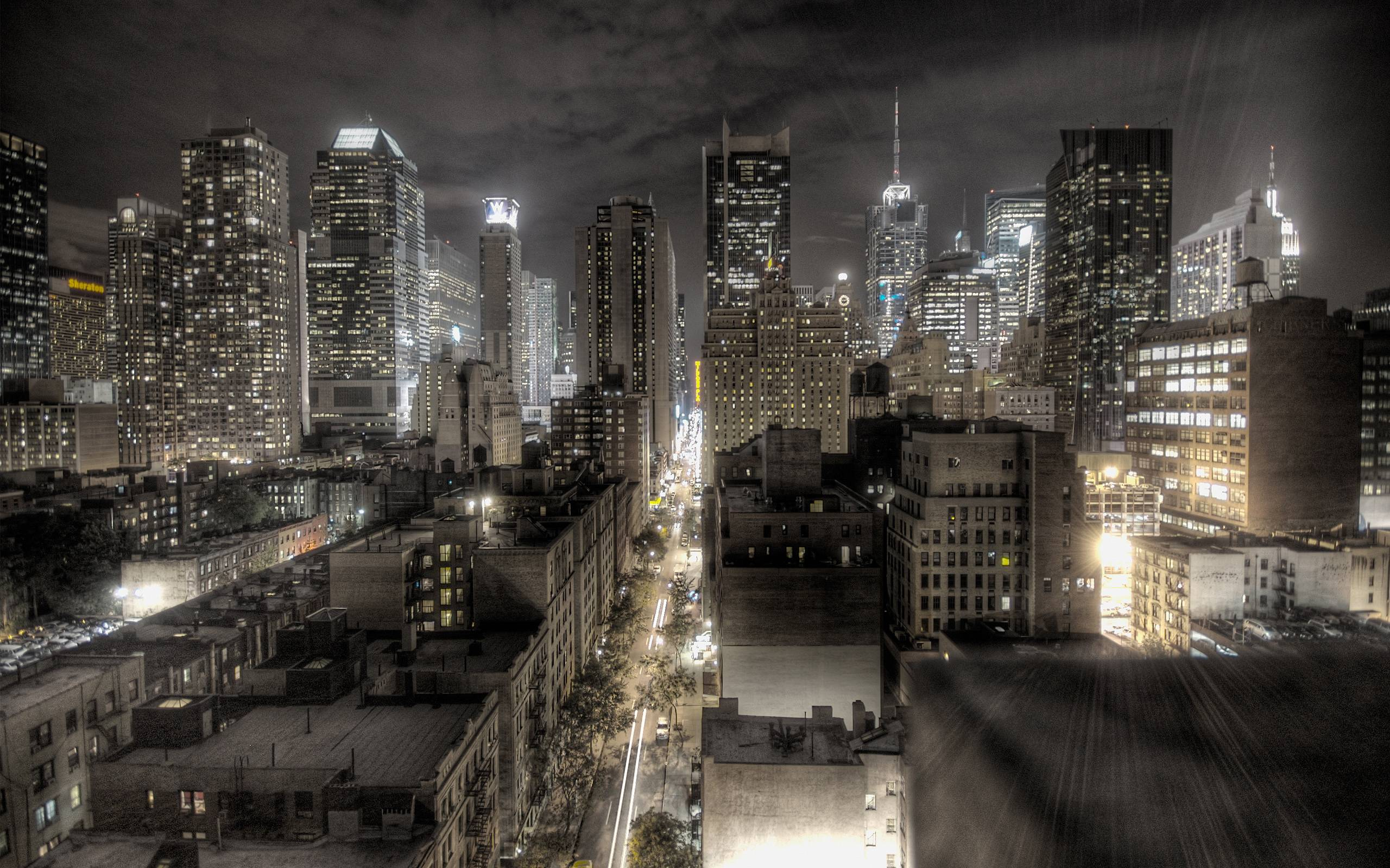 Free Wallpapers City New York