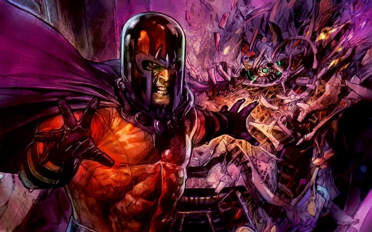 Imagenes De Xmen: Magneto Wallpapers