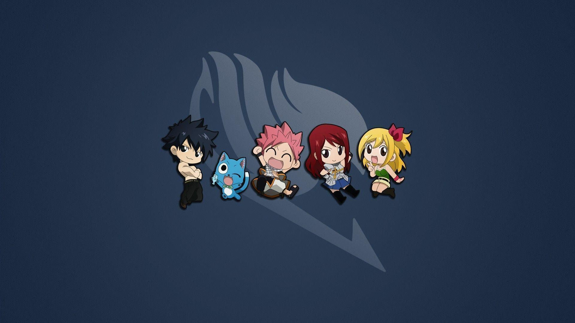Fairy Tail Wallpapers HD Wallpaper