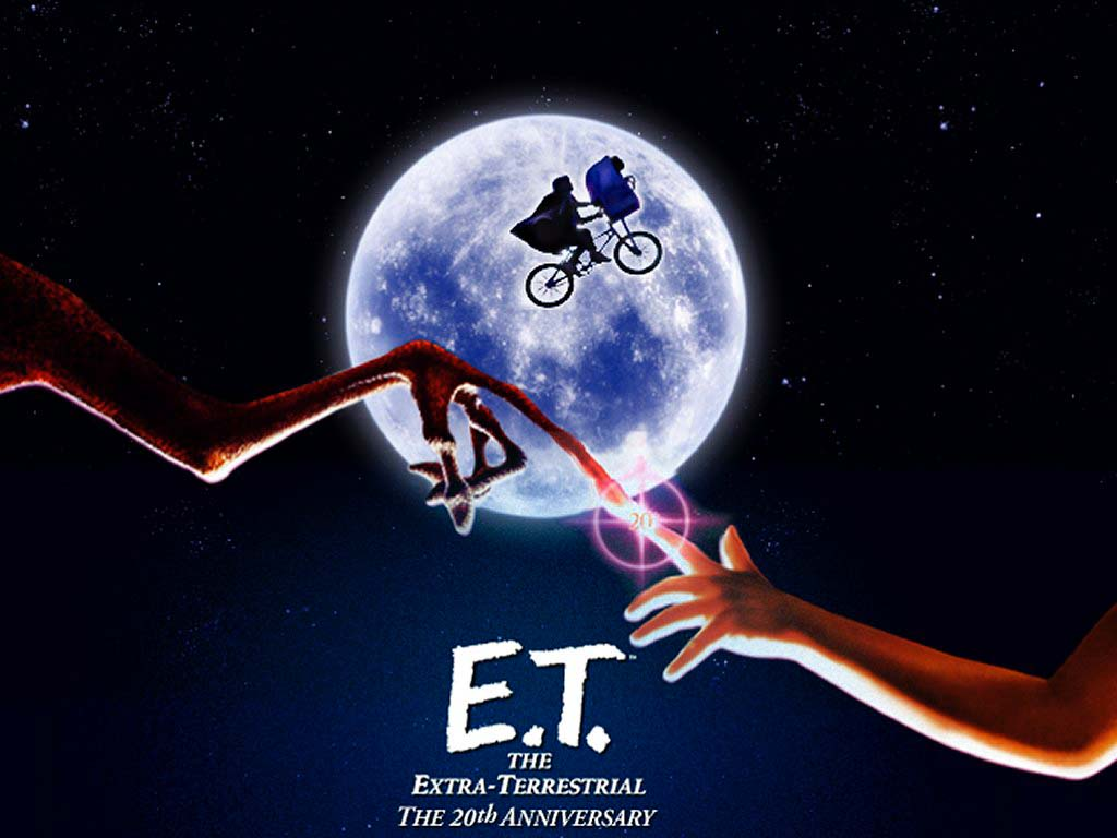 E.T. The Extra-Terrestrial Wallpapers - Wallpaper Cave