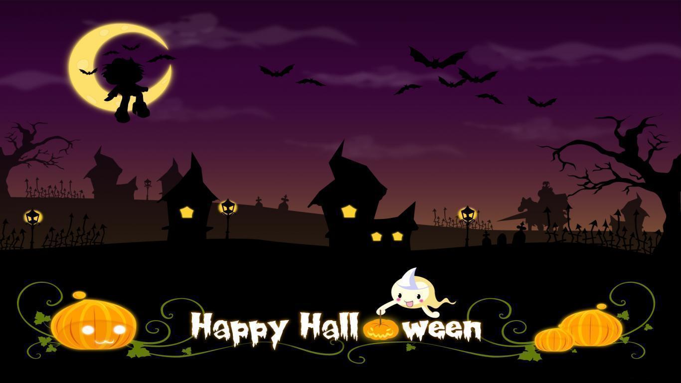 cute halloween wallpaper - photo #27