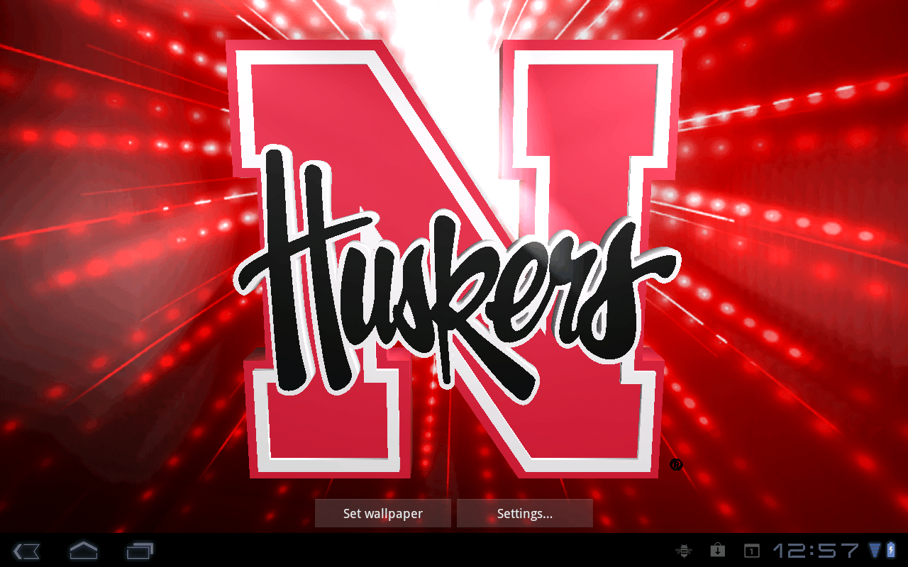Nebraska Cornhuskers LWP &Tone - Android Apps on Google Play