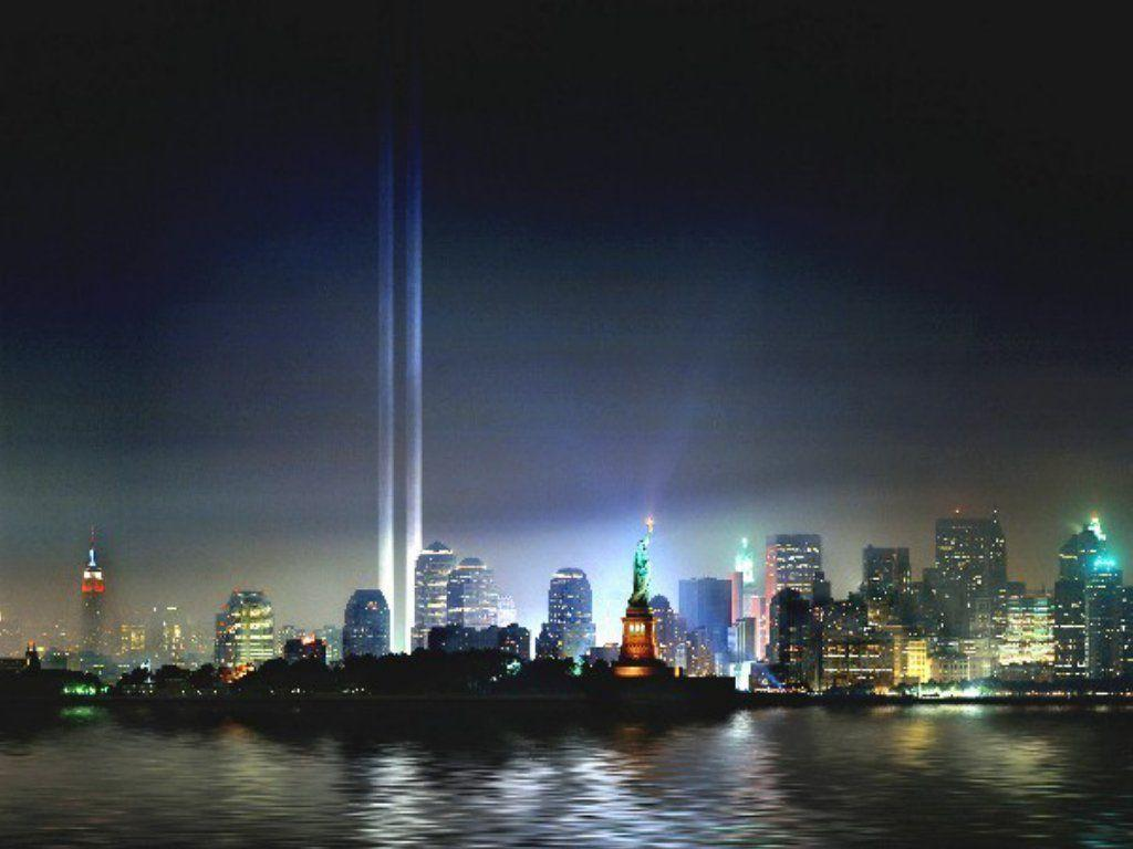 Pin Wtc Tribute In Light Wallpapers