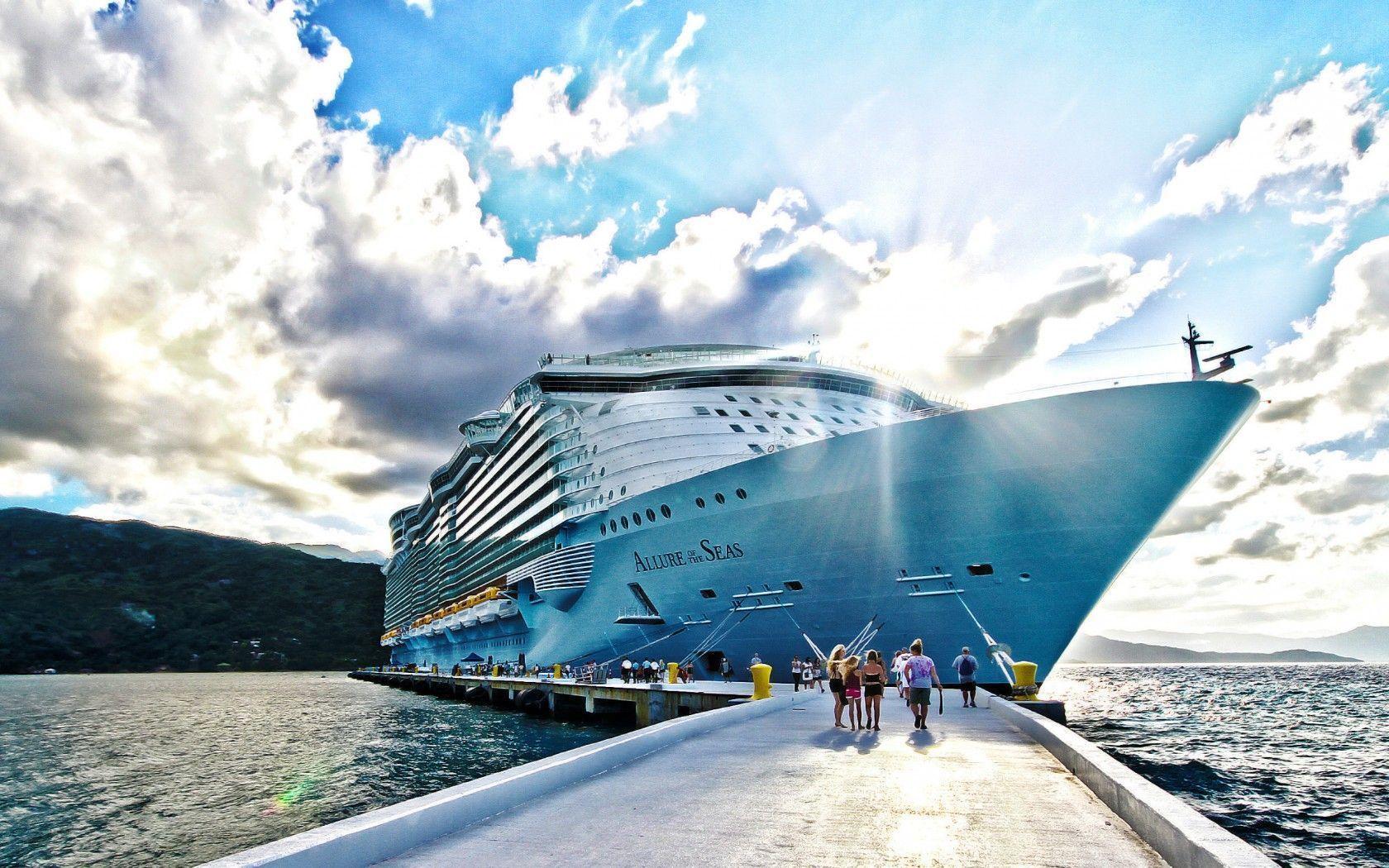 cruise ship wallpaper background - photo #28