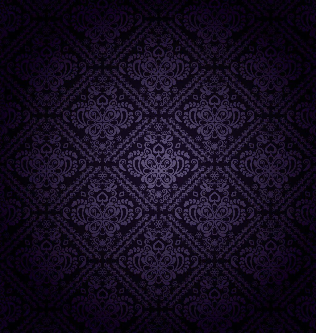 Wallpapers For > Plain Dark Purple Wallpapers