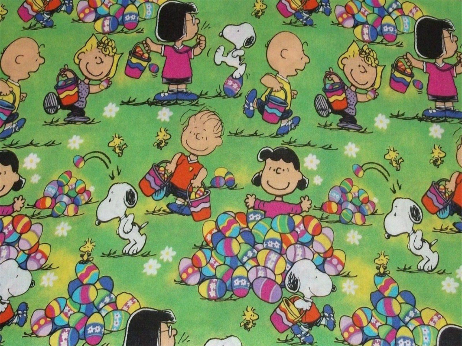 snoopy easter wallpaper - photo #11