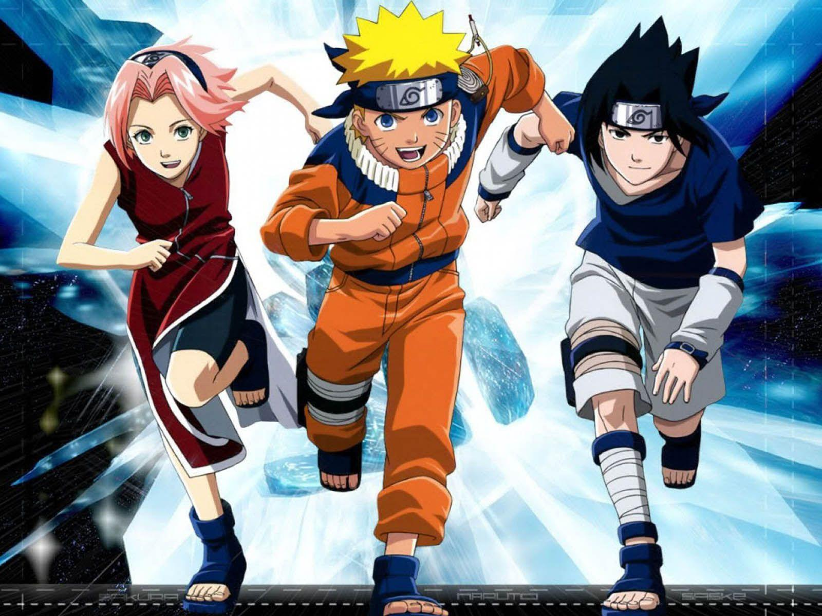 Unduh 800 Wallpaper Bergerak Anime Naruto