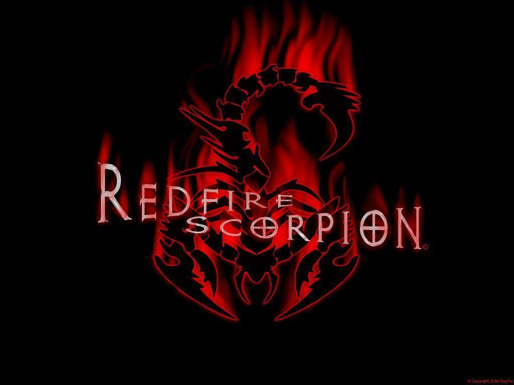 Red scorpion wallpaper - photo#5