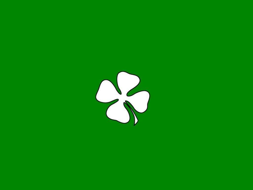 1024x768 Shamrock desktop PC and Mac wallpapers