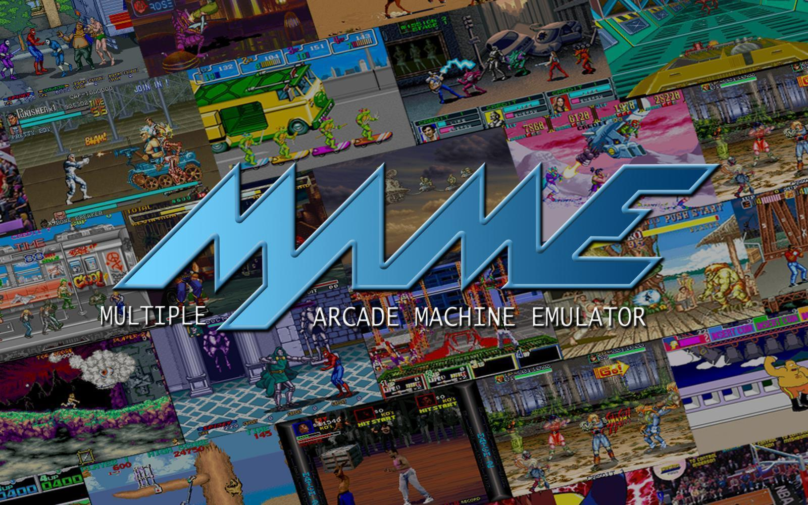 MAME Wallpapers - Wallpaper Cave