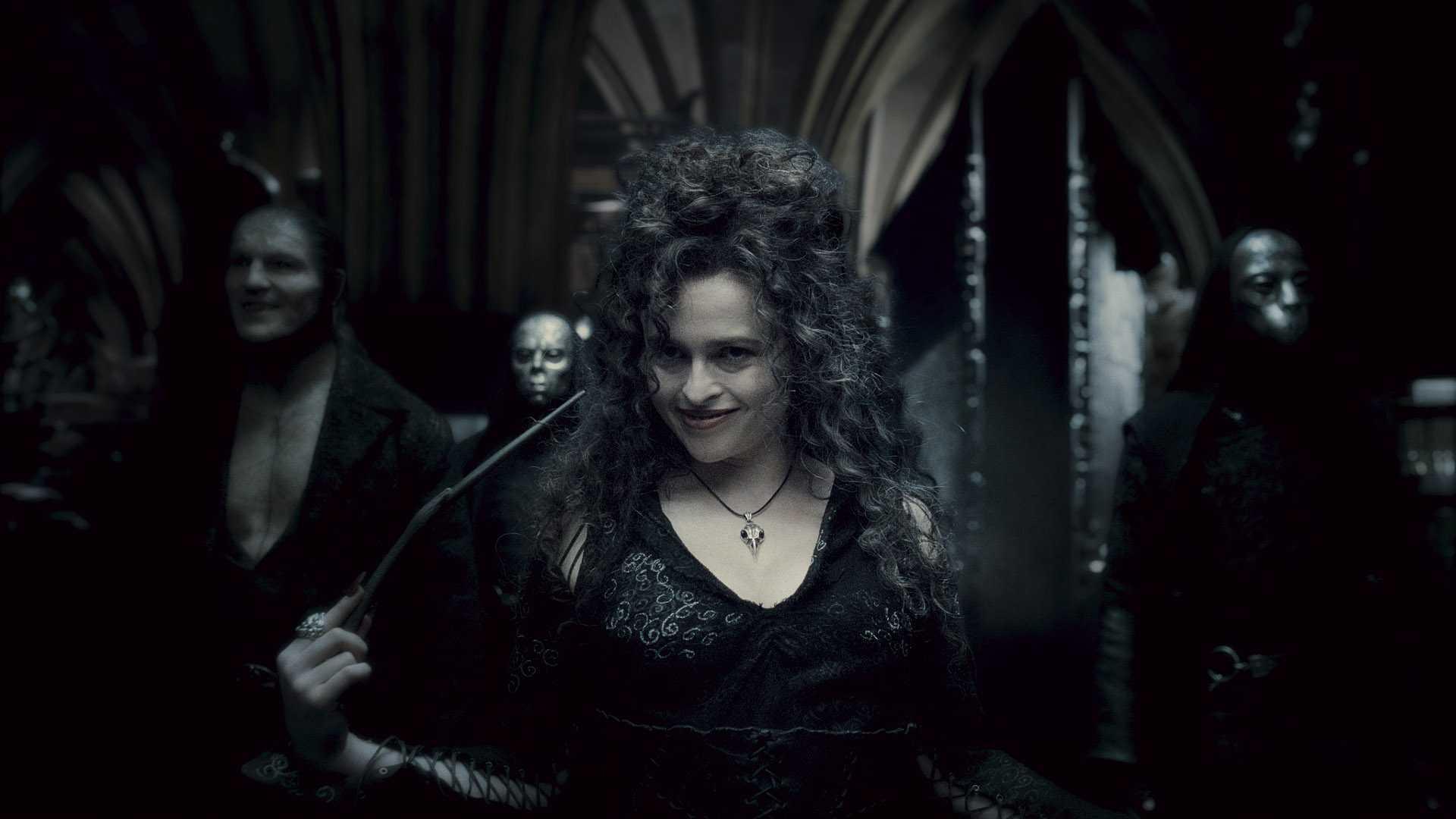 Bellatrix Lestrange Wallpapers Wallpaper Cave