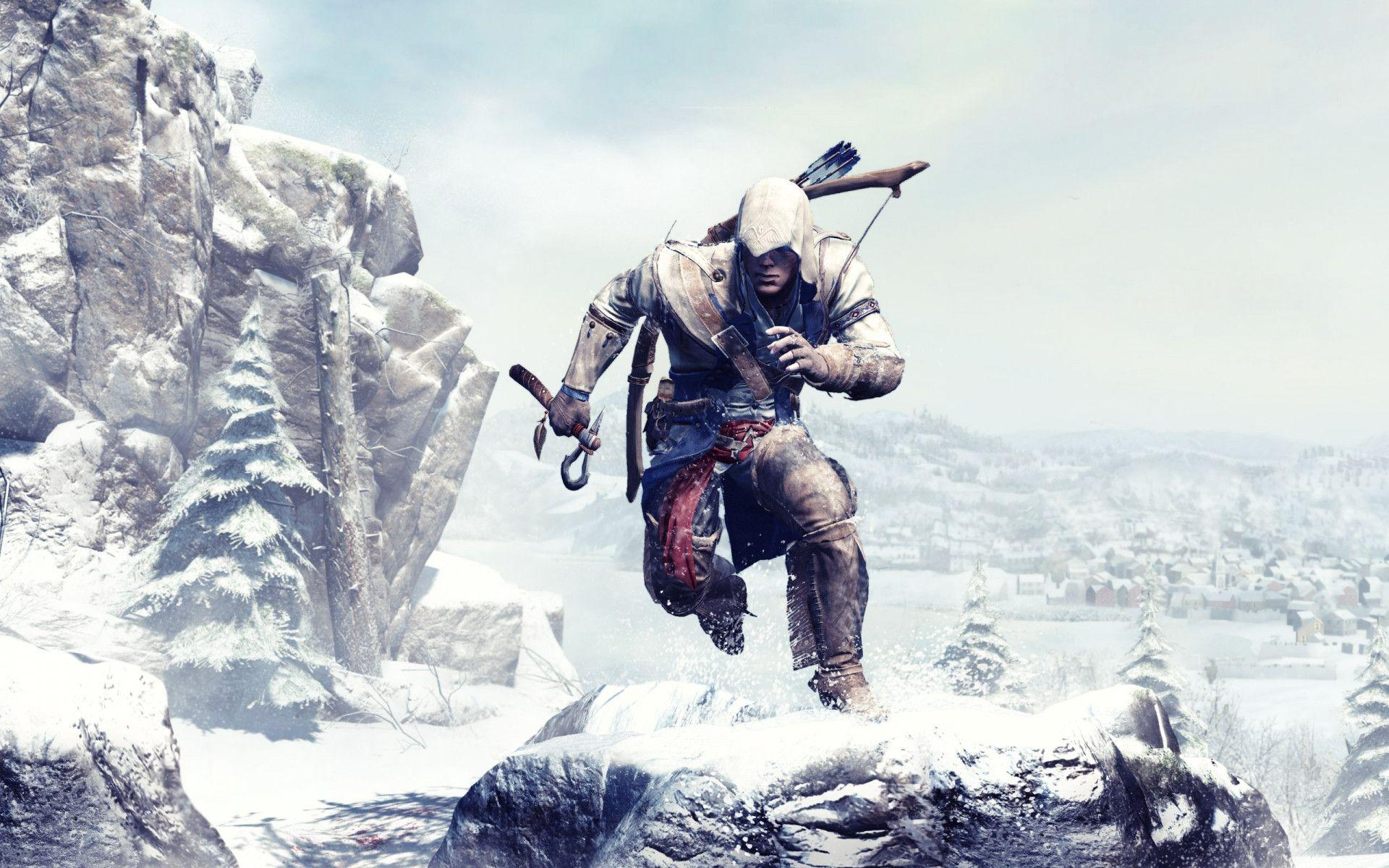 Assassin&Creed 3 Gameplay wallpapers