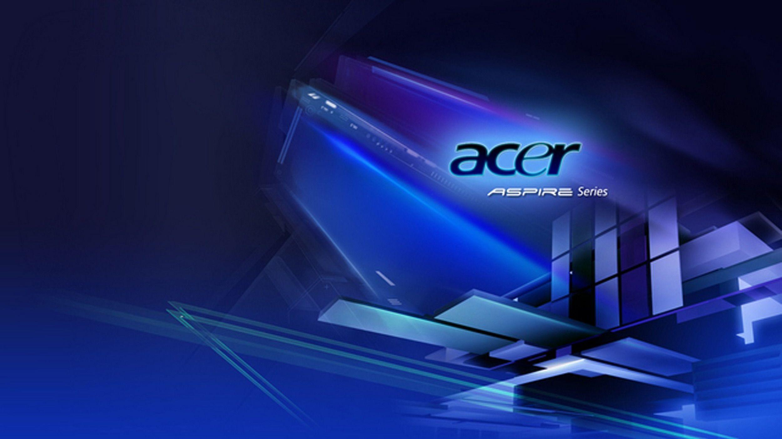 Acer Aspire Blue Logo Wallpapers Desktop Wallpapers