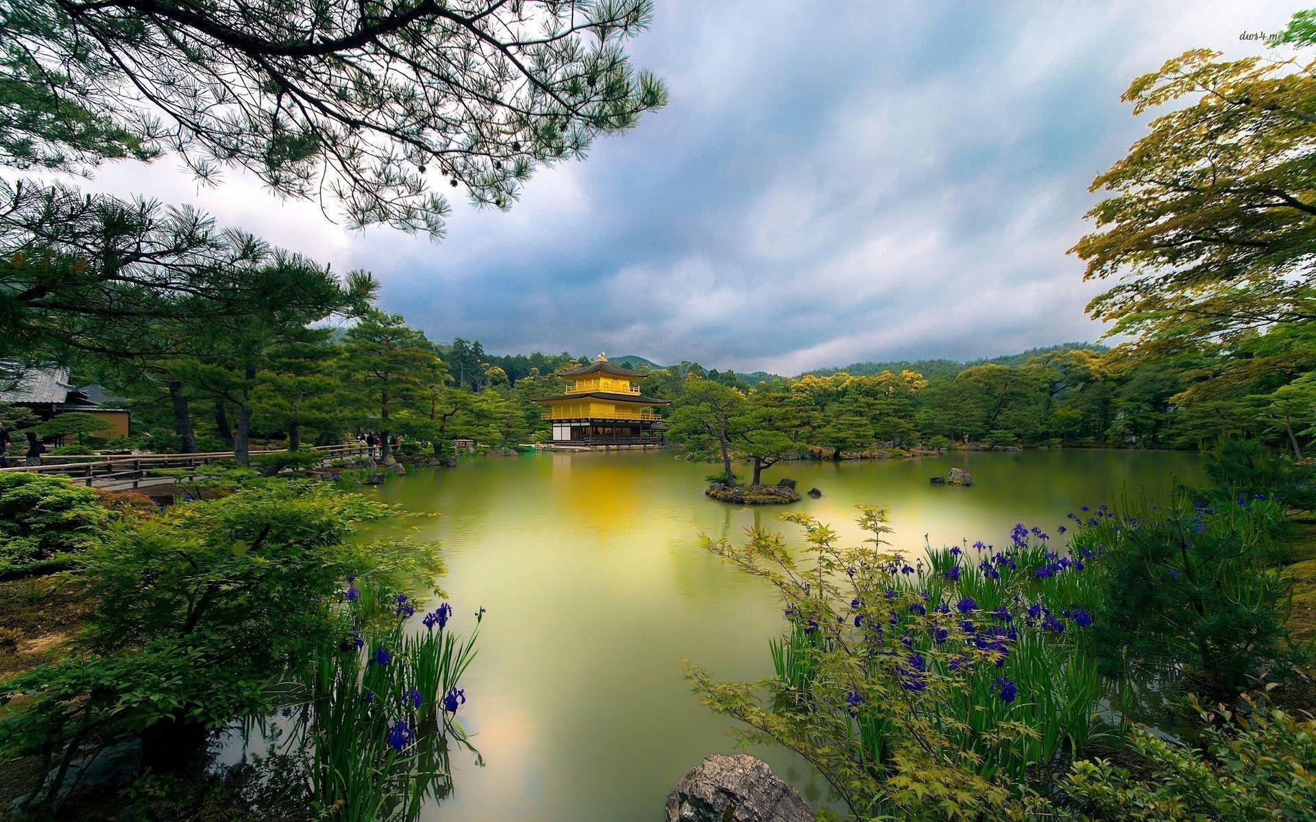 Japanese Garden Wallpapers: Kyoto Wallpapers