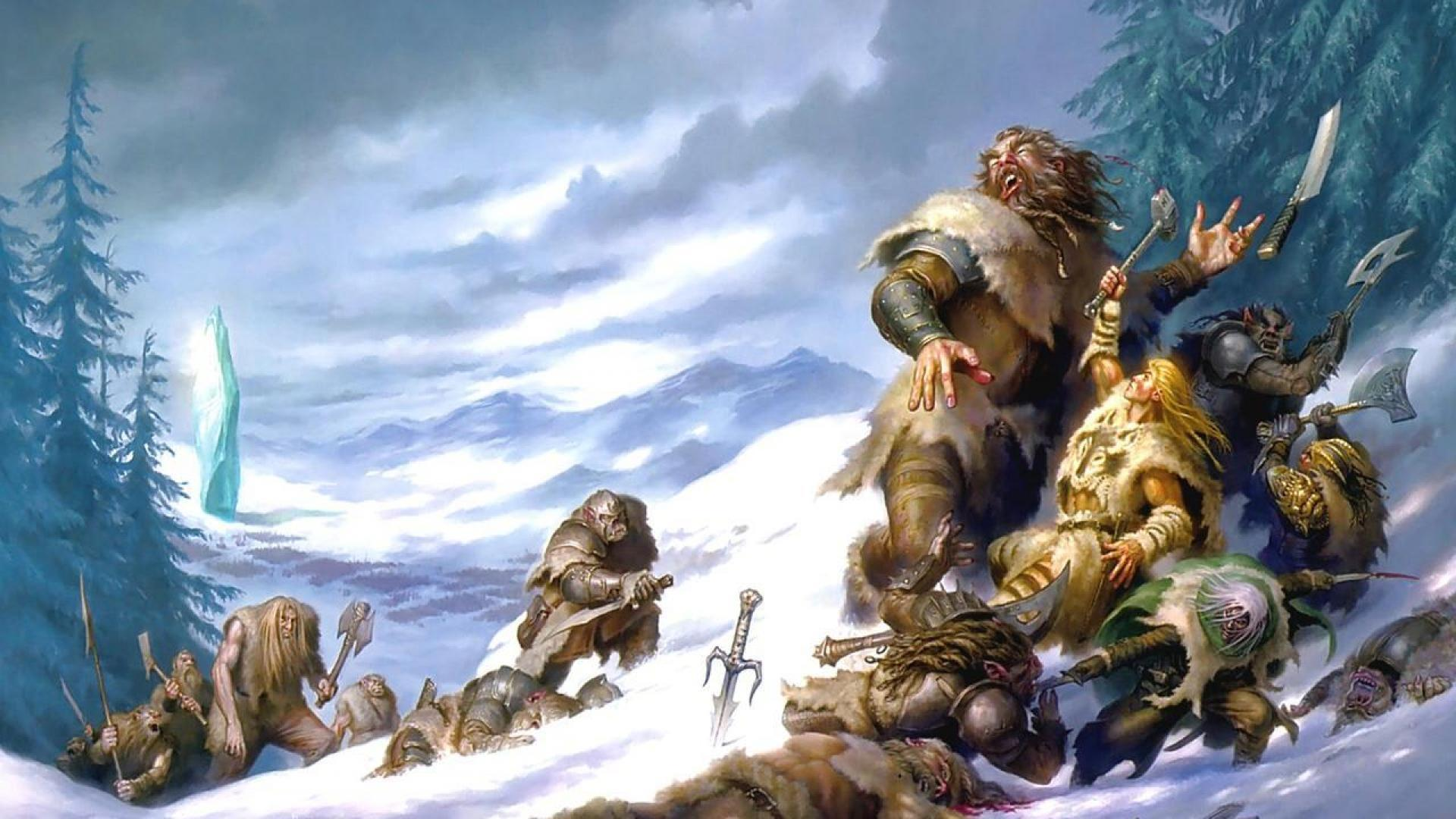 Forgotten Realms Wallpapers