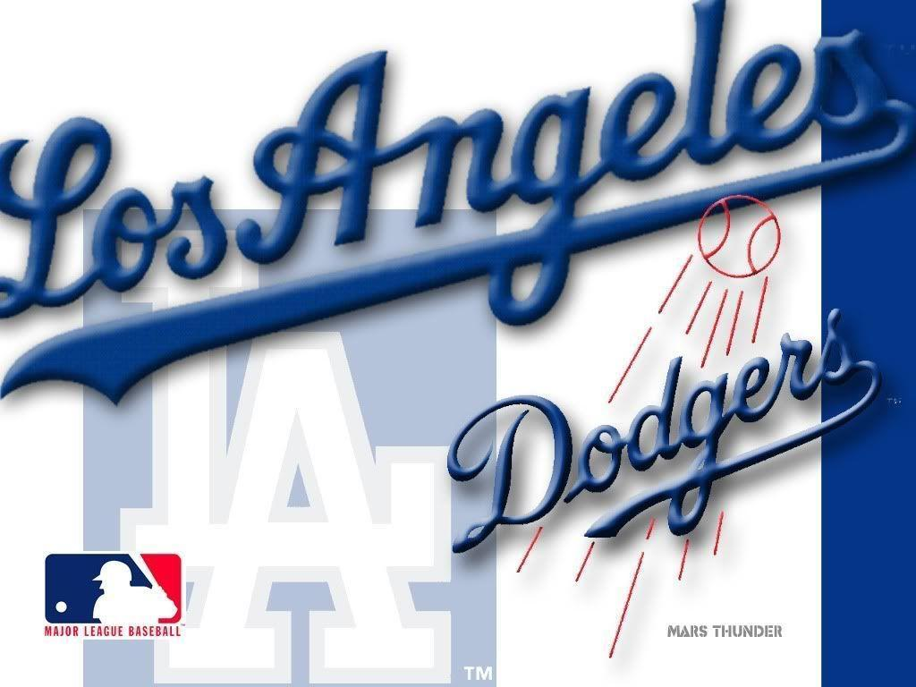 Enjoy our wallpapers of the month!!! Los Angeles Dodgers