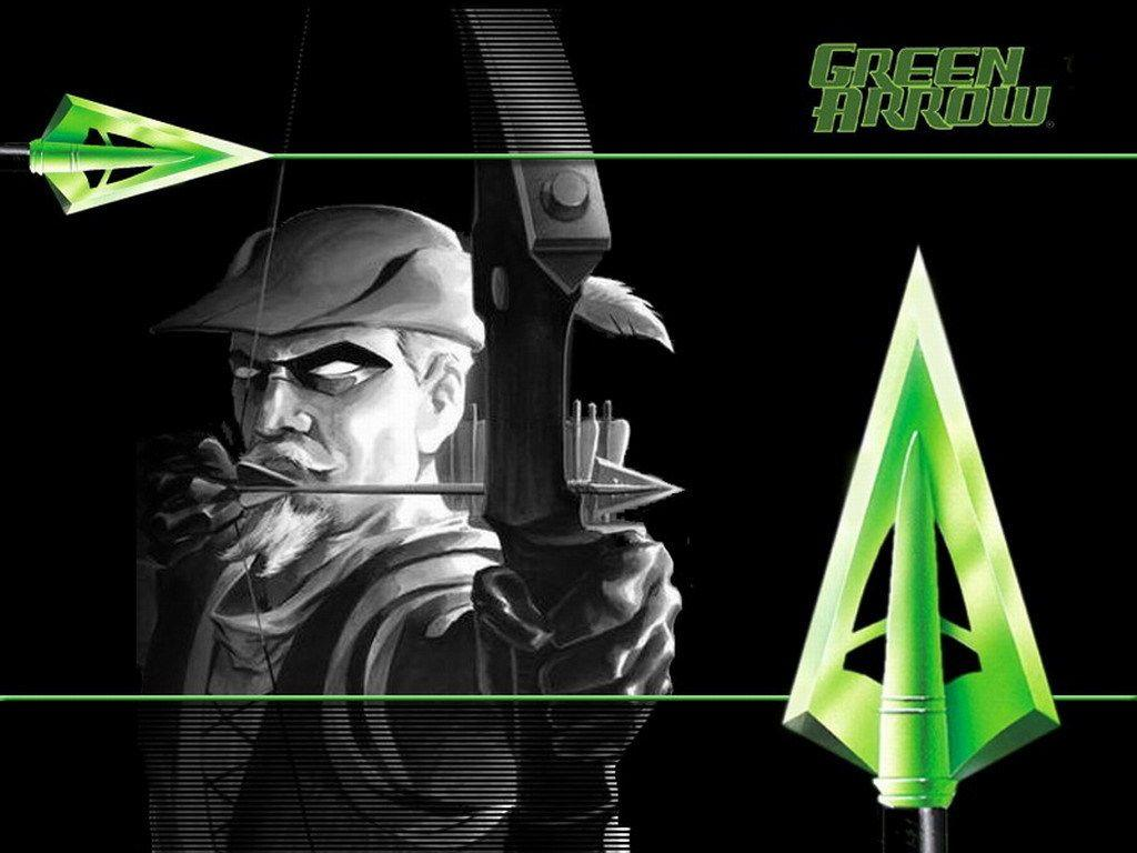 Logos For > Green Arrow Logo Wallpapers